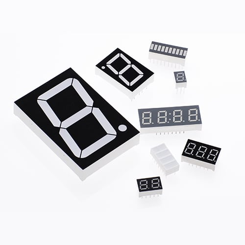 THT – Through Hole LED Displays